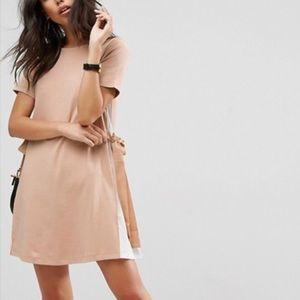 ASOS Contrast Shift Dress